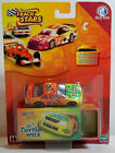 HASBRO 2002 TINY TINS TRACK STARS TURTLE WAX STOCK CAR EUROPEAN DIE CAST SEALED
