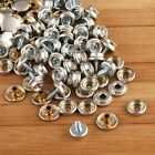 150PCS Stainless Steel Boat Marine Canvas Fabric Snap Cover Button