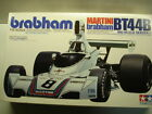 Tamiya Vintage 1:12 Scale Martini Brabham BT44 Model Kit New Rare - Carlos Pace