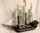 LEGO PIRATES OF THE CARIBBEAN 10210 IMPERIAL FLAGSHIP + MINIFIGS 100% FREE SHIP