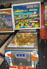 GRAND PRIX ELECTRO-MECHANICAL PINBALL MACHINE ~ RACE CARE THEME BY WILLIAMS