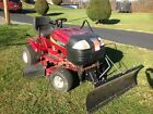 Murray Riding Mower with 42 cut and snow plow