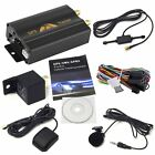 MINI GPS/SMS/GPRS TRACKER TK103A VEHICLE CAR REALTIME TRACK DEVICE SYSTEM Kit @Y
