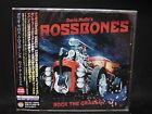 DARIO MOLLO'S CROSSBONES Rock The Cradle + 1 JAPAN CD Giuntini Project The Cage