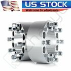 2Pcs 8x65 8 Lug Wheel Spacers 3 Adapters For Dodge Ram 2500 3500 Dually HD