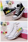 New Pokemon cosplay High to help canvas shoes leisure dfre
