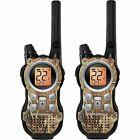 Motorola Talkabout MR355R 2-Way Radios 35-Mile Range 22-Channel Walky Talky Pair