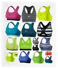 Nike Victory Compression Dri FIT Medium Support Sports Bra Pick Color ALL SIZES