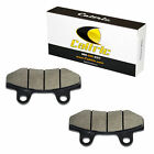 Caltric Rear Brake Pads for Hyonsung GT650 GT650TTC GT650R 2005-2016