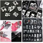 32/42 Pcs Domestic Sewing Machine Presser Foot Feet Kit Set For Janome New