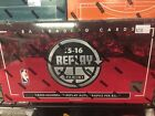2015-16 Panini Replay Basketball Factory Sealed Hobby Box LIVE AND IN HAND