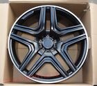 Mercedes Benz W463 G class WHEELS RIMS 21 G63 for G500 G550 G55 R21 BLACK