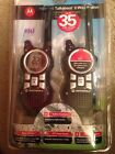 New Motorola MR350R TalkAbout 2 Two Way Radios 35 mile pair FRS/GMRS NOAA