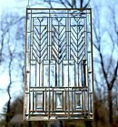 205 x 345 Beveled all clear panel FRANK LLOYD WRIGHT TREE OF LIFE