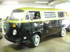 1974 Volkswagen Bus Vanagon VAN 1974 VW BUS CAMPMOBILE RESTORED SEVERAL YEARS AGO EASY TO RETSORE AGAIN