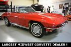 1963 Chevrolet Corvette 1963 Chevrolet Corvette 8 Cylinder 4 Speed Manual