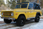 1972 Ford Bronco Sport 1972 for $18900 dollars