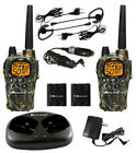 MIDLAND GXT1050VP4 TWO 2 WAY RADIO WALKIE TALKIE 36 MILE FRS/GMRS PAIR CAMO NEW