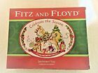 Fitz and Floyd Celebrate the Season Sentiment Tray 2012