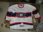 NHL authentic jersey of hockey canadiens montreal 100 th season