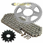 Drive Chain & Sprockets Kit for Suzuki GSX600F Katana 600F 1998-2006