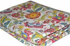 Exquisite Cotton fabric by RAYMOND WAITES Multi Color Floral 10 yard