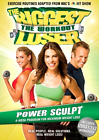 THE BIGGEST LOSER THE WORKOUT POWER SCULPT DVD NEW JILLIAN MICHAELS BOB HARPER