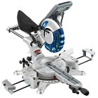 DRAPER 28043 SMS250AB 250MM DOUBLE BEVEL COMPOUND MITRE SAW LASER CUTTING 2000W