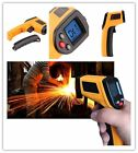 3x Non-Contact IR Laser Infrared Digital Temperature Gun Thermometer Battery Y5