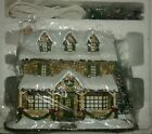 Hawthorne village From the Heart Gifts lighted House Thomas Kinkade NIB