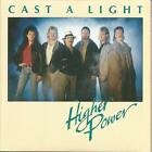 HIGHER POWER Cast A Light CD Extremely Rare AOR 1989 Pan Trax Indie OOP