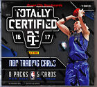 2016 17 Panini Totally Certified Basketball Factory Sealed Hobby Box