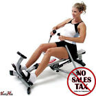 NEW Glider NEW Body Trac Rowing Machine Stamina 1050 Fitness Exercise Home Gym