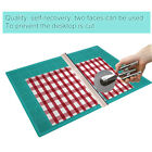 PVC Cutting Mat A2 Durable Self healing 5 Ply Double Sided Durable Cut Pad 18X24