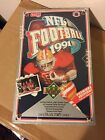 1991 NFL UPPER DECK Sealed Football Cards Wax Box of 36 Packs Favre RC