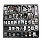For Brother Singer 42PCS Home Sewing Machine Presser Foot Feet Set Good Quality