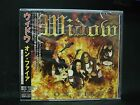 WIDOW On Fire + 1 JAPAN CD Bloodwritten Sorrow Bequest U.S. Power Heavy Metal !