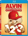 Alvin and the Chipmunks 1 2 & 3 Blu-ray