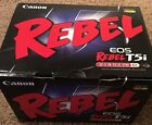 Canon EOS Rebel T3i 180 Megapixel DSLR Camera with Digital Adapter