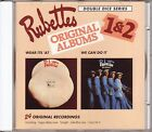 RUBETTES – 4CD LOT (Dice Records, UK - 1992) – VERY RARE COLLECTION!