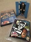 Universal Monsters Wolfman Burger King Toy DVD Lon Chaney Claude Rains Horror