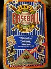1992 Upper Deck Baseball Edition Sealed New Box