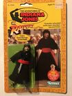 Indiana Jones ROTLA Cairo Swordsman MOC 1982 Kenner 4 Back Action figure Vintage