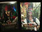 Hot Toys Jack Sparrow Cannibal King Pirates of the Caribbean Dead Mans Chest