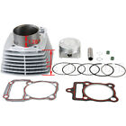 Cylinder Piston Ring Pin Gasket Kit 250cc Air Cooled ATV Quad 4 Wheeler DirtBike