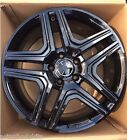 AMG G63 wheels rims 20 for Mercedes Benz W463 G class G500 G550 G55 R20 BLACK