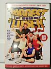 THE BIGGEST LOSER THE WORKOUT 2005 FITNESS EXERCISE ROUTINE DVD NBC HIT SHOW