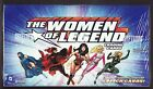 2013 CRYPTOZOIC DC COMICS WOMEN OF LEGEND SEALED HOBBY BOX FREE SHIPPING RARE!