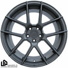 4 19 5x120 UP520 Wheels Staggered Set BMW 5 6 7 Series Fitment Stance Offset
