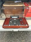 Thorens TD226 Turntable Record Player Parts/Repair Shure Cart SME Tonearm Read!